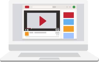 Watch YouTube tutorials